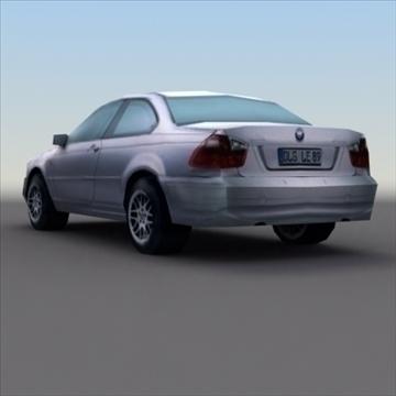 bmw e60 tuned 3d model 3ds max fbx lwo ma mb hrc xsi obj 99526