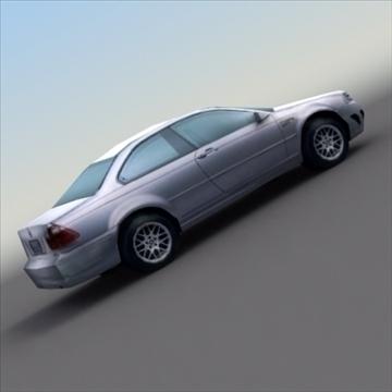 bmw e60 tuned 3d model 3ds max fbx lwo ma mb hrc xsi obj 99529