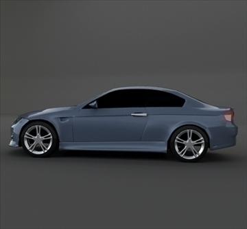 bmw m3 coupe 3d model 3ds fbx blend lwo obj 103416