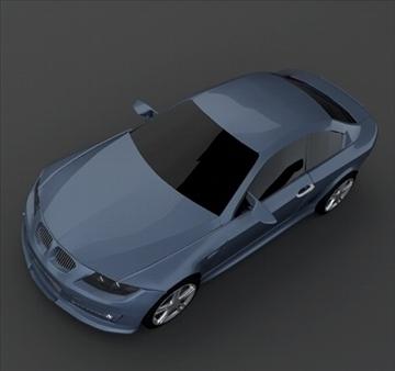 bmw m3 coupe 3d model 3ds fbx blend lwo obj 103417