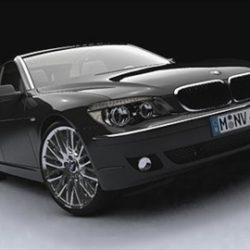 BMW 7-series 2005 ( 49.74KB jpg by Elpin )