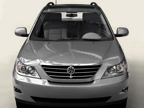 generic car suv 3d model 3ds max obj 115911