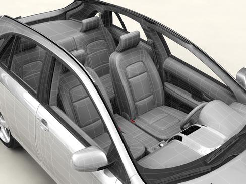 generic car suv 3d model 3ds max obj 115915