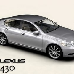 Lexus GS300430 ( 62.1KB jpg by Behr_Bros. )
