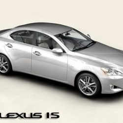 Lexus IS ( 59.75KB jpg by Behr_Bros. )