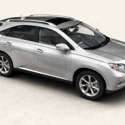 Lexus RX 2010 ( 42.31KB jpg by Behr_Bros. )