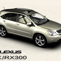 Lexus RXRX300 2004 ( 71.08KB jpg by Behr_Bros. )