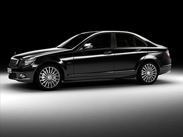 mercedes c class 2008 – elegance line 3d model 3ds lwo ma mb obj 85918