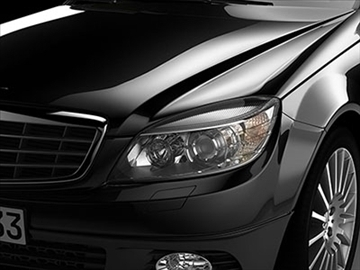 mercedes c class 2008 – elegance line 3d model 3ds lwo ma mb obj 85919