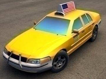 nyc_taxi a_ 3d model 3ds max fbx lwo ma mb hrc xsi texture wrl wrz obj 99267