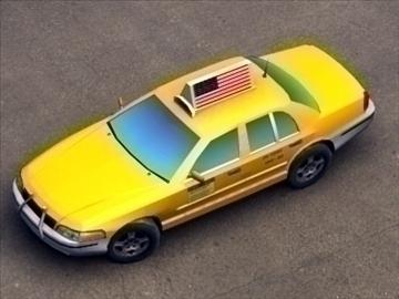 nyc_taxi a_ 3d model 3ds max fbx lwo ma mb hrc xsi texture wrl wrz obj 99269