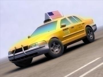 nyc_taxi a_ 3d model 3ds max fbx lwo ma mb hrc xsi texture wrl wrz obj 99272