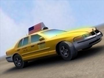 nyc_taxi a_ 3d model 3ds max fbx lwo ma mb hrc xsi texture wrl wrz obj 99273