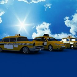 Taxi Cars Collection ( 38.59KB jpg by AutoMatt )