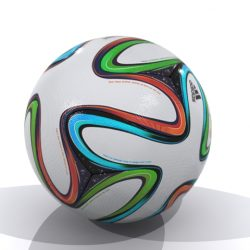 Adidas Bazucra 3D Official Match Ball World Cup ( 115.29KB jpg by emiliogallo )