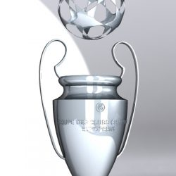 Champions League Cup ( 88.4KB jpg by emiliogallo )