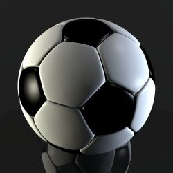 Soccer Ball ( 498.33KB jpg by Reticulum )