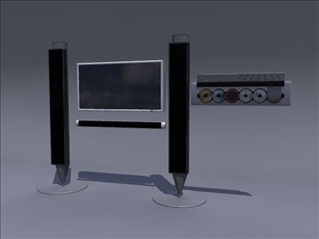 bang olufsen all 3d model ma mb obj 82807