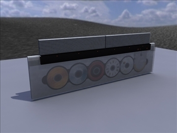 model 3d bang_olufsen_musica_low ma mb obj 82803