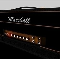 Marshall Amplifier Set ( 38.57KB jpg by matttrout )
