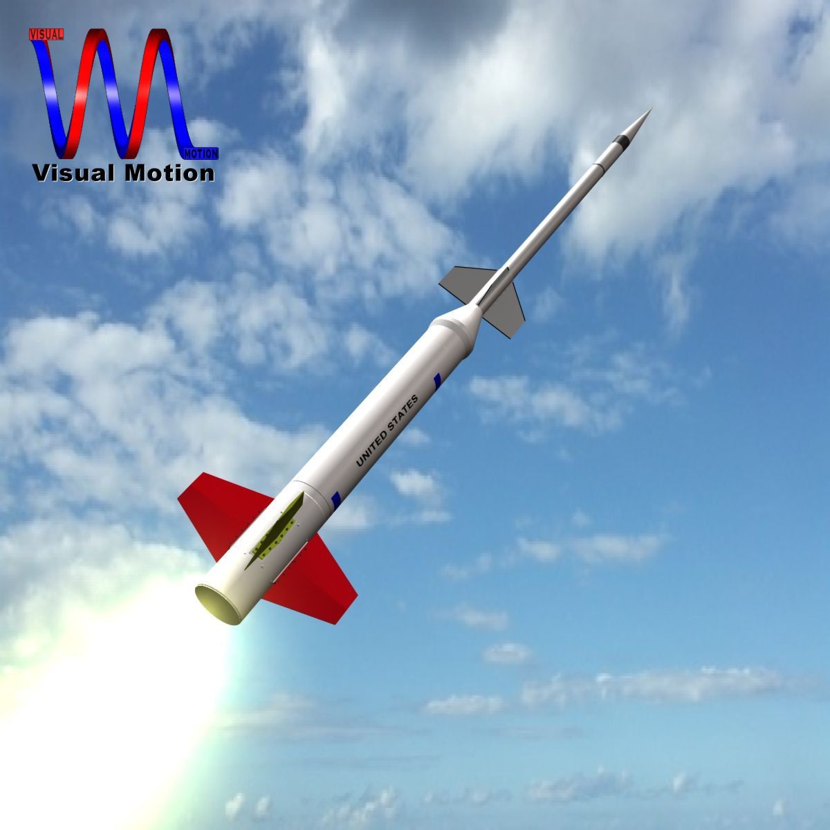us nike cajun raketa 3d model 3ds dxf x cod scn obj 149286