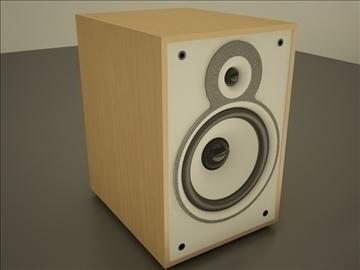 speaker 3d model max 101472