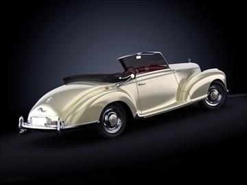 1948 porsche 356 roadster v2 3d model max 101860