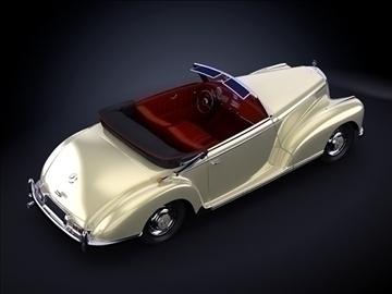 1948 porsche 356 roadster v2 3d model max 101861