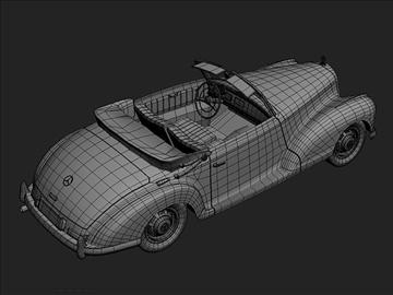 1948 porsche 356 roadster v2 3d model max 101862