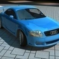 AUDI TT high Model ( 63.54KB jpg by simon.chou )