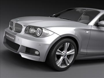 bmw 1 series coupe 3d model 3ds max fbx c4d ma mb hrc xsi obj 108524