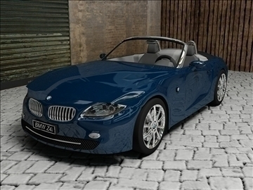 bmw z4 3d model max jpeg jpg 111804