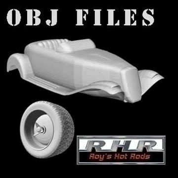 cwch tail roadster model 3d lwo obj 81845