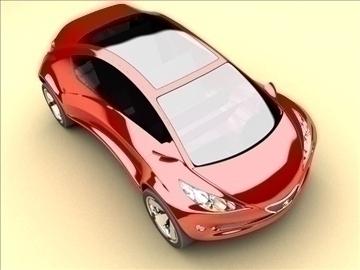concept car – future design 3d model max 86784