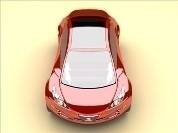 concept car – future design 3d model max 86787