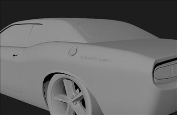 Dodge 3d modelis 3ds x lwo 3dm obj 101454