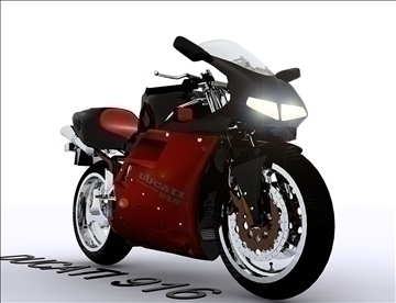 ducati 916 (1) 3d modell max 98898