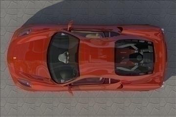 f 430 sport car 2008 3d model 3ds max fbx obj 94393