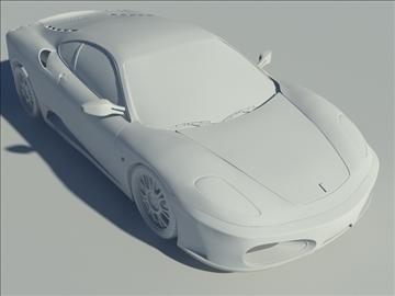 f430 grey 3d model max 94310