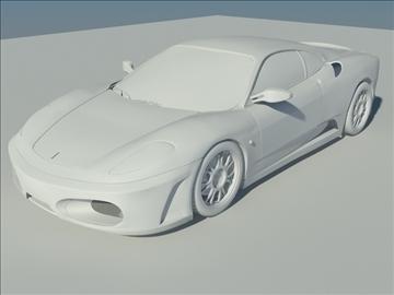 f430 grey 3d model max 94311