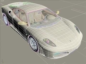 f430 grey 3d model max 94314