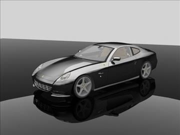 ferrari 612 scaglietti модель 3d max 94318