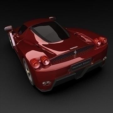 ferrari enzo 2 3d model max mješavina lwo obj 103696