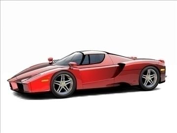 Ferrari enzo idman maşını 03 3d model max 108637