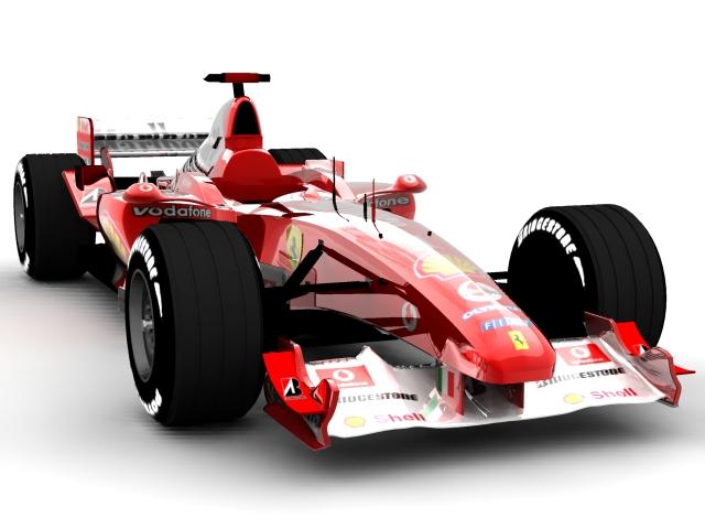 ferrari f2003 ga 3d model max 112937