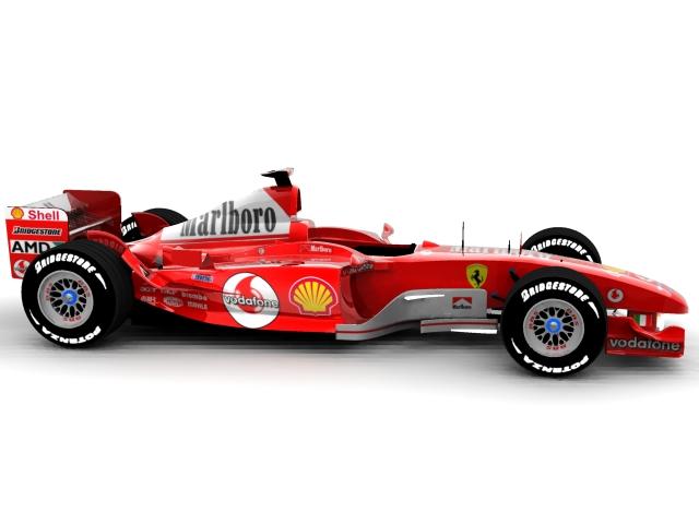 ferrari f2003 ga 3d model max 112941
