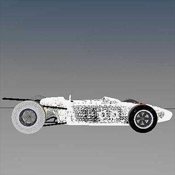 honda ra272 grand prixf1 vintage sacīkšu automašīna 3d modelis lwo 82342
