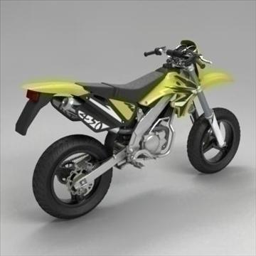motocross bike 3d model 3ds max fbx obj 104307