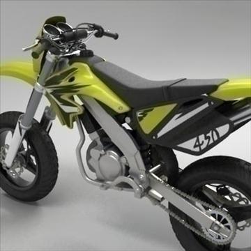 motocross bike 3d model 3ds max fbx obj 104308