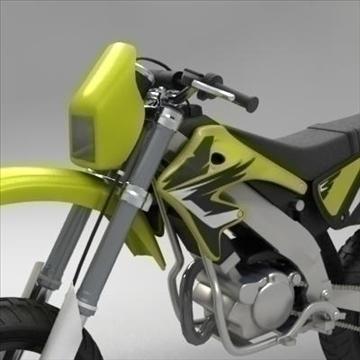 motocross bike 3d model 3ds max fbx obj 104309